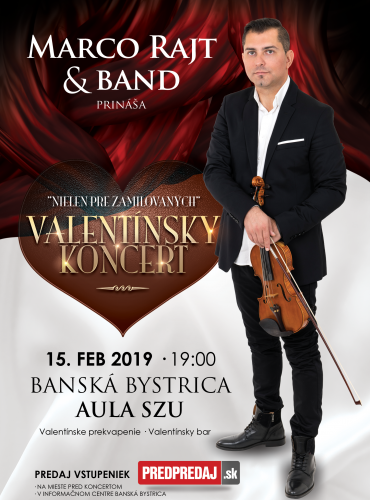 Valentínsky koncert